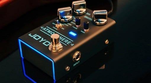 Joyo Atmosphere R14 reverb pedal