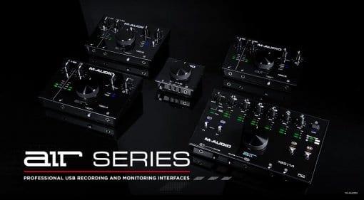 M-Audio AIR series audio interfaces