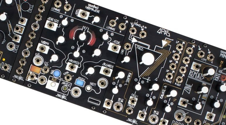 Make Noise Tape and Microsound Music Machine