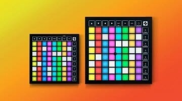 Novation Launchpad X and Launchpad Mini