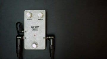 OPFXS Dig Deep pedal