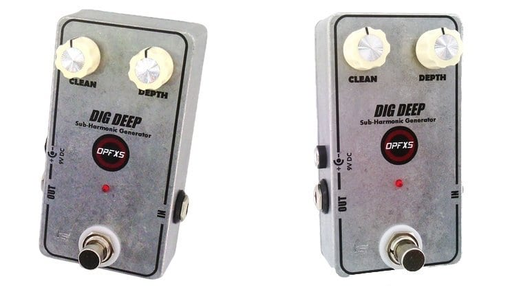 OPFXS Dig Deep - Bye, bye bass players!