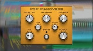 PSP Audioware PianoVerb