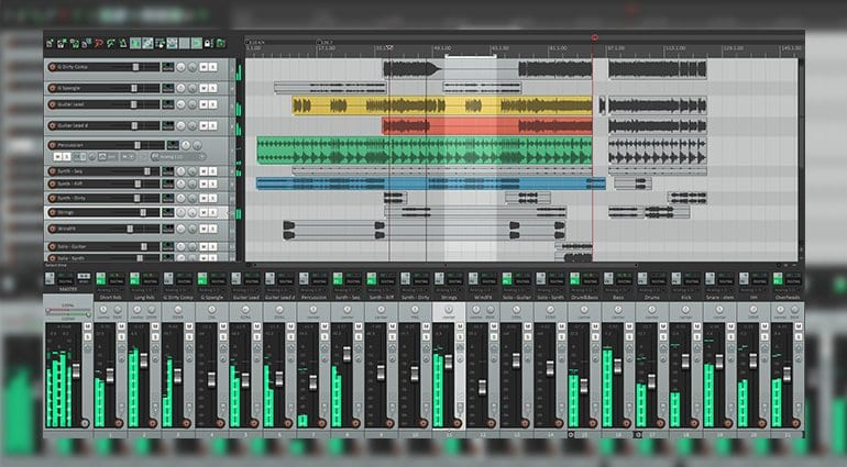 Top 7 Freeware Daws The Best Free Music Recording And Mixing Software Gearnews Com