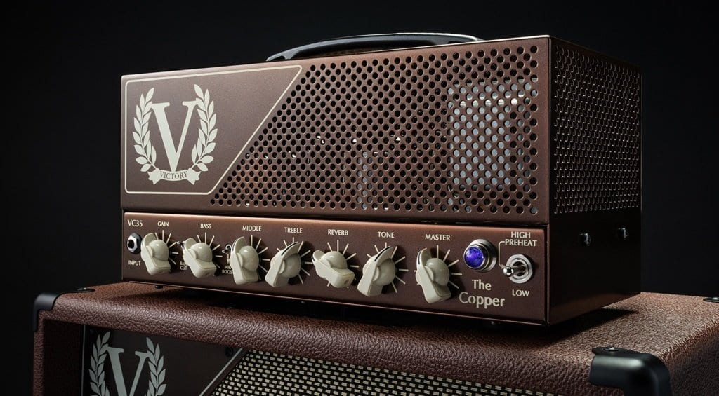 Victory The Copper VC35