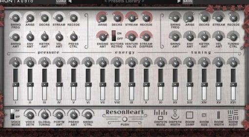 Xhun Audio ResonHeart