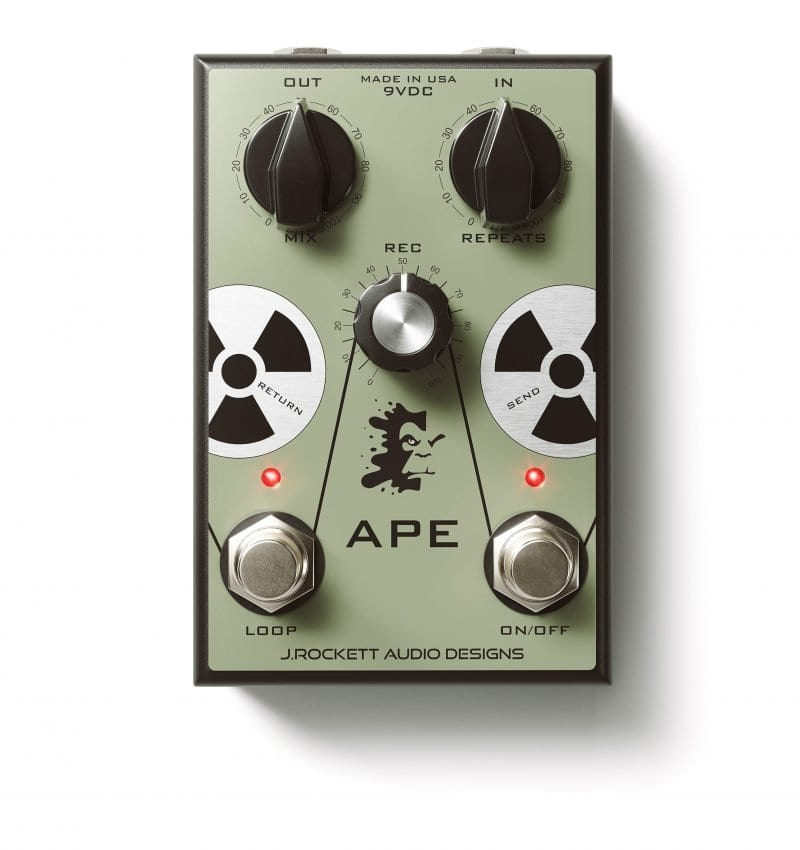 APE Analog Preamp Experiment