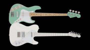 Fender Silent Siren signature models