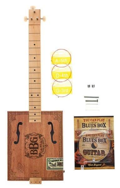 Hinkler Books The Blues Box Guitar Kit