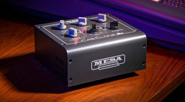 Mesa Boogie CabClone IR and CabClone IR Plus