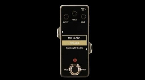 Mr Black OD-503 overdrive pedal