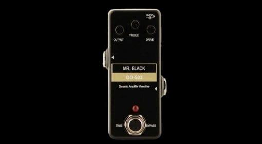 Mr Black OD-503 overdrive pedal