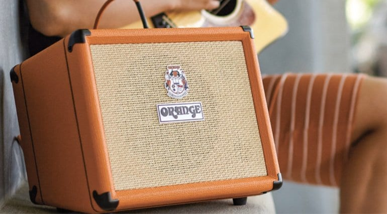 Orange Crush Acoustic 30 - The acoustic buskers dream amp?