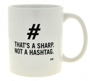 That's A Sharp Mug