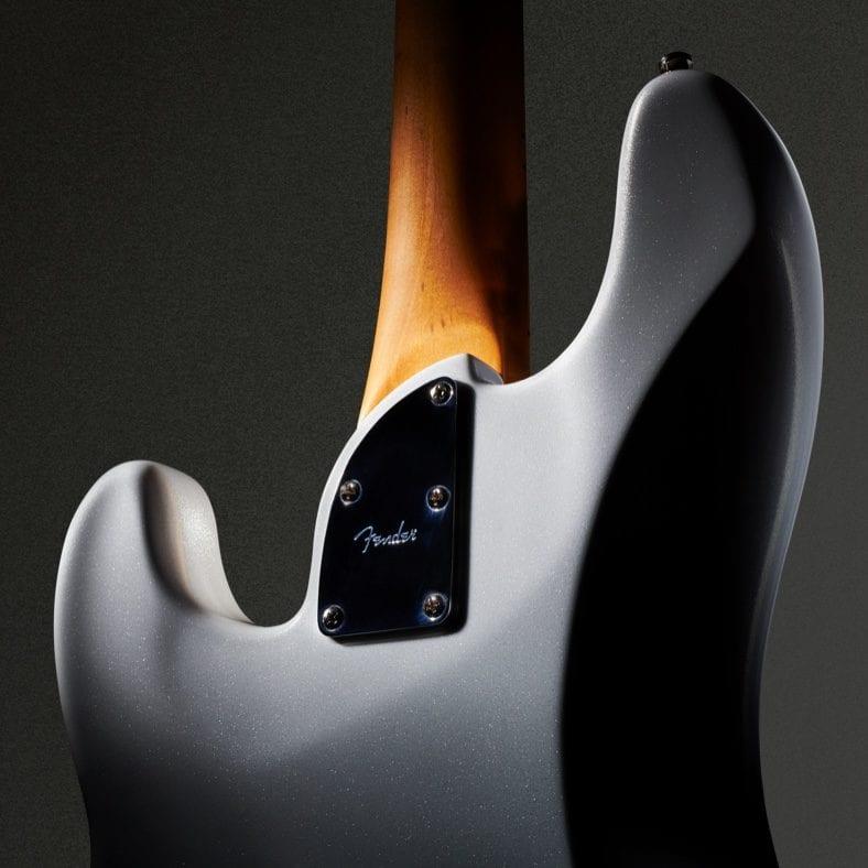 Fender silhouette teaser