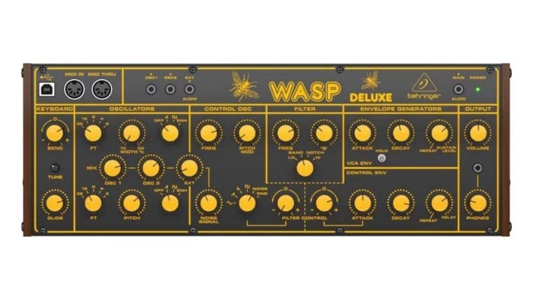 Behringer Wasp Deluxe