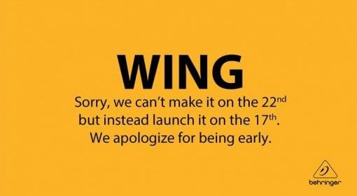 WING delay