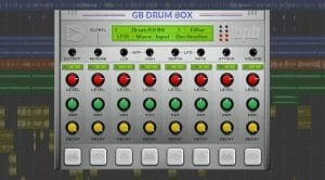 SampleScience GB DrumBox