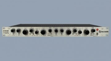 Buzz Audio Zodiak Tilting EQ