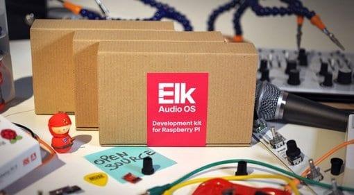 Elk Audio OS