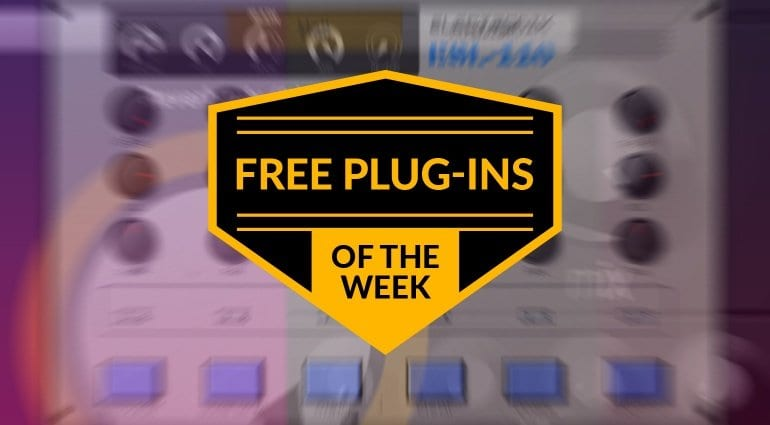 Best free plug-ins 11/25