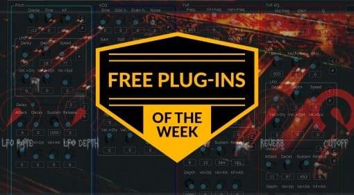Best free plug-ins