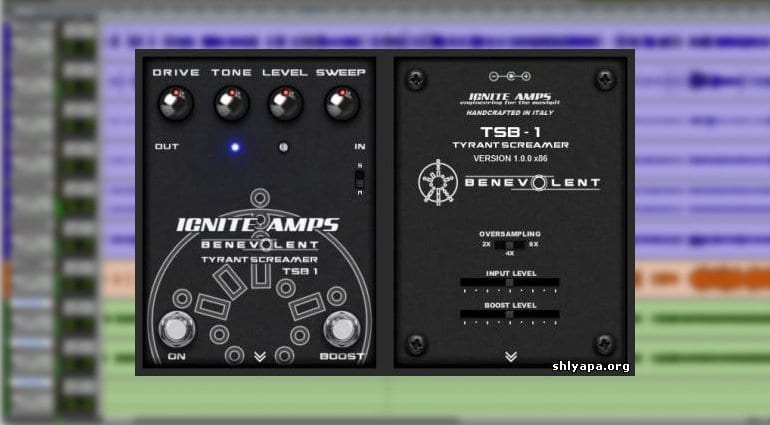 ignite amps - tsb1
