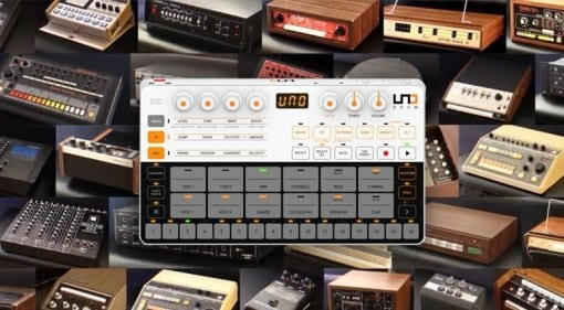 IK Multimedia UNO Drum Anthology