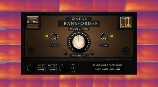 Kush Omega Transformer Model TWK