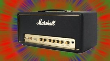 Marshall Origin 20H amp head