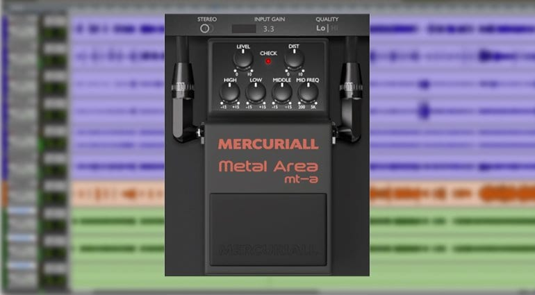 mercuriall - metal area