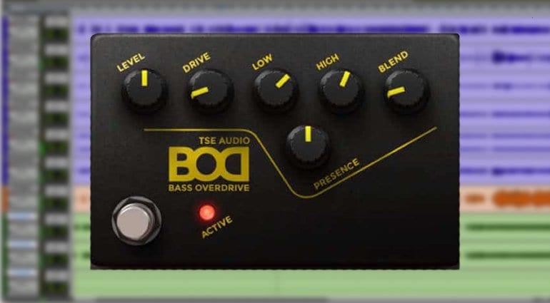 tse - bod bass overdrive