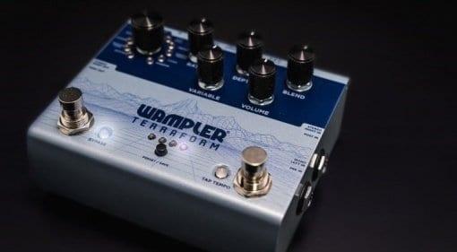 Wampler Terraform Multi-Modulation pedal