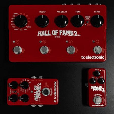Hall of Fame 2 Mini Reverb