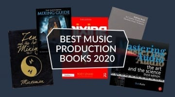 Best Music Production Books 2020