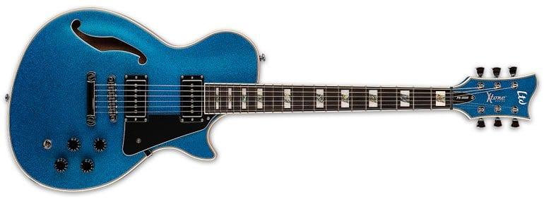 ESP LTD Xtone PS-1000 Blue Sparkle