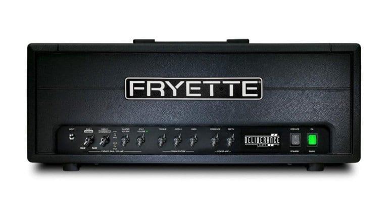 Fryette Deliverance Series II amp head