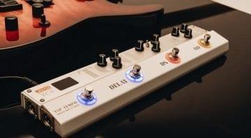 Joyo Tone Chain TC-1 pedal