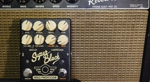 Mad Professor Super Black pedal