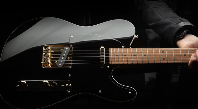 NAMM 2020 Suhr Mateus Asato new signature moidel teased on Instagram