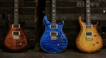 PRS American factory tour video