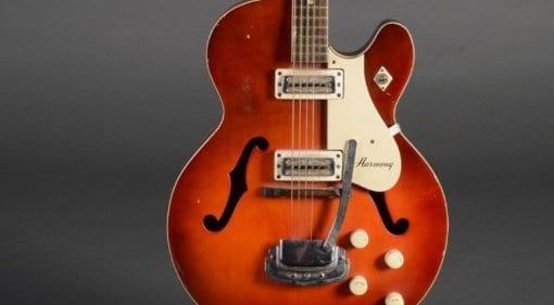 Randy Rhoads Guitar Stolen