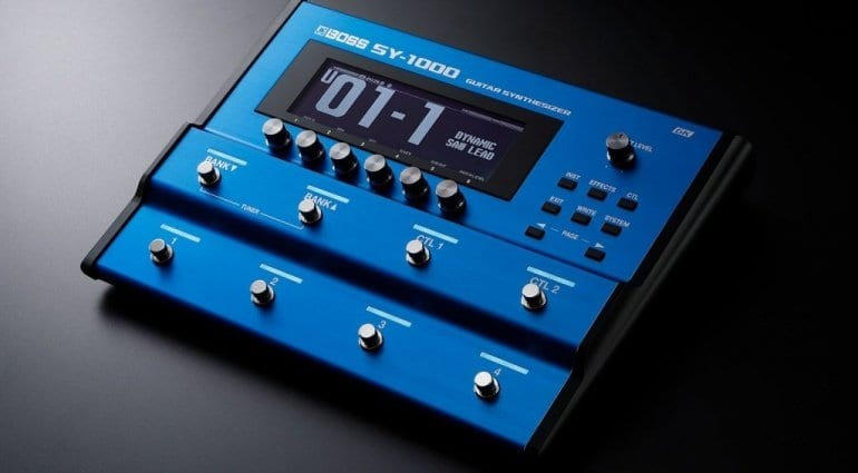 Boss SY-1000 Guitar Synth