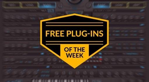 Free plug-ins 12/01