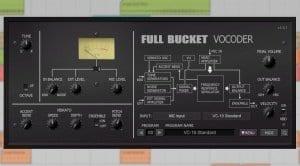 Full Bucket Music Full Bucket Vocoder
