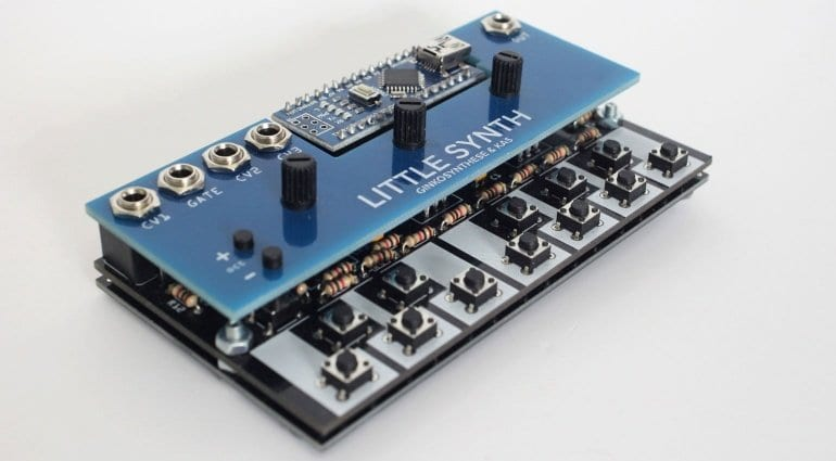 Ginkosynthese Little Synth DIY Kit