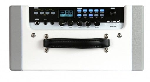 Mooer SD30 control panel