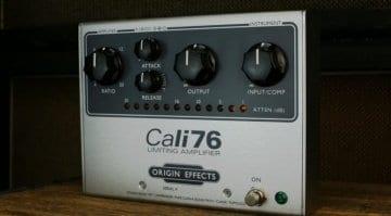 Origin Effects Cali76-TX and Cali76-TX-L