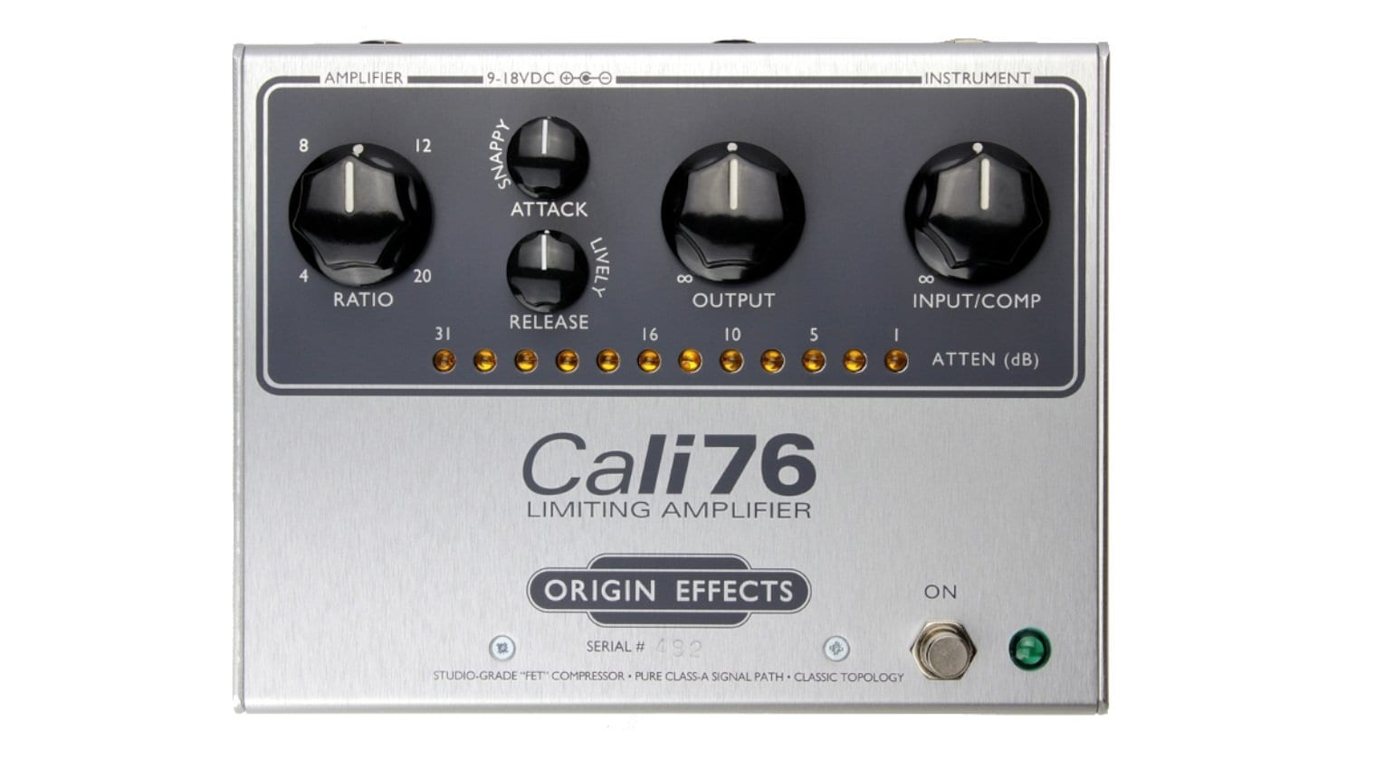 Origin Effects Cali76-TX and Cali76-TX-L