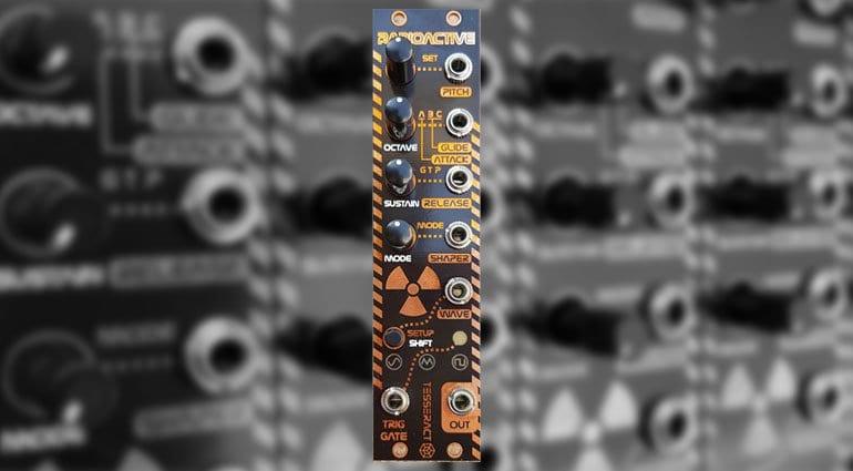 Tesseract Modular Radioactive